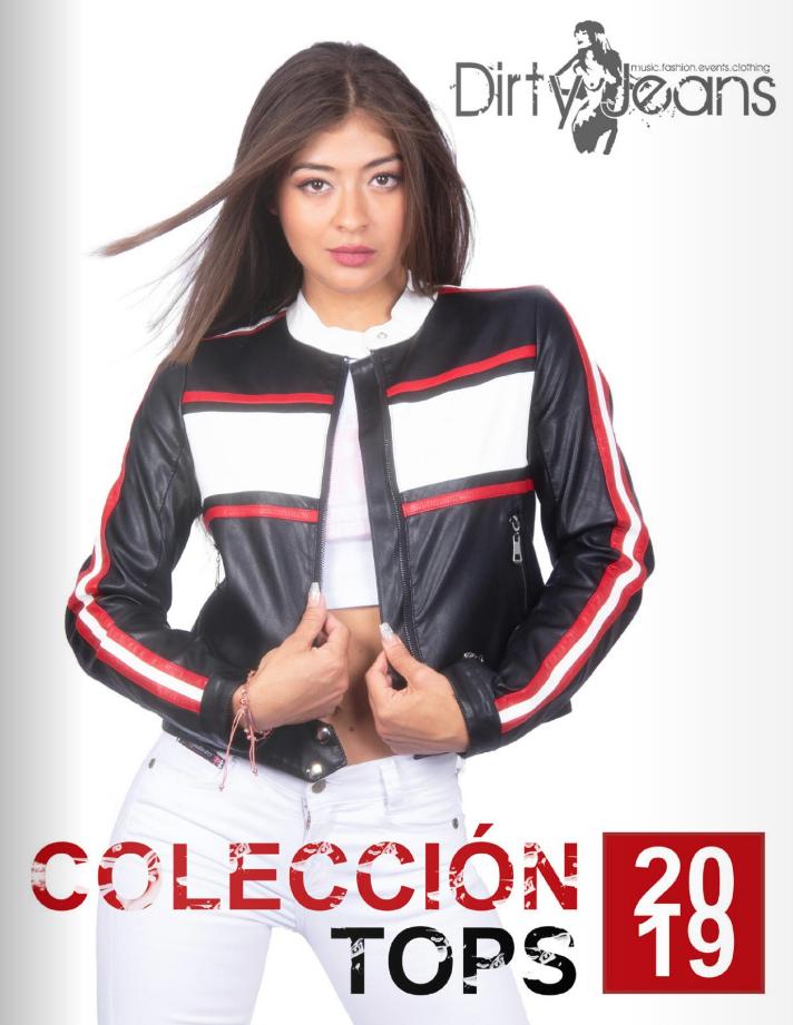 Colección Tops 2019