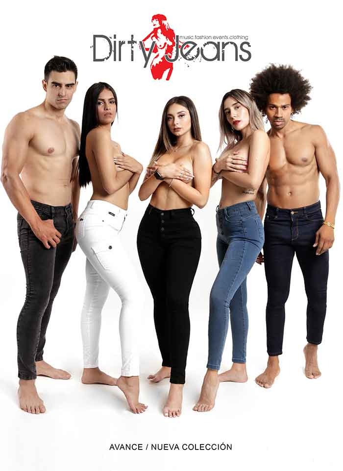 Jeans Mujer 2020